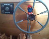pad sailing large