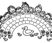 Bathampton Pre-School Playgroup Logo